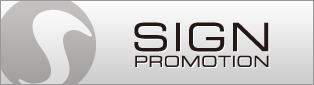 SIGN PROMOTION